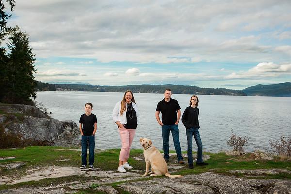 The Merrett Family