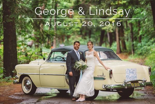Lindsay & George