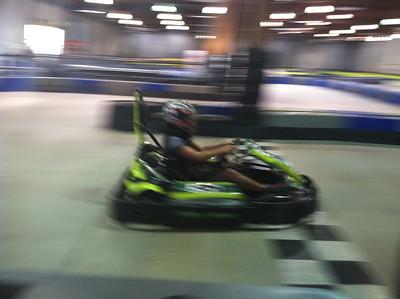 2011-11-27 Go Karts!