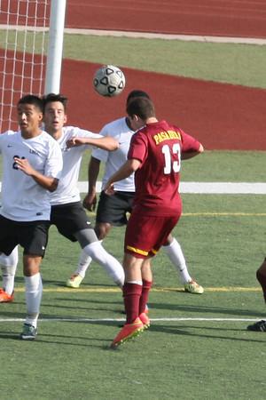 PCC Mens Soccer 10/21 vs Long Beach
