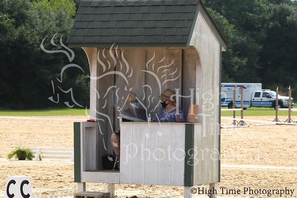 2020 August Horse Trials