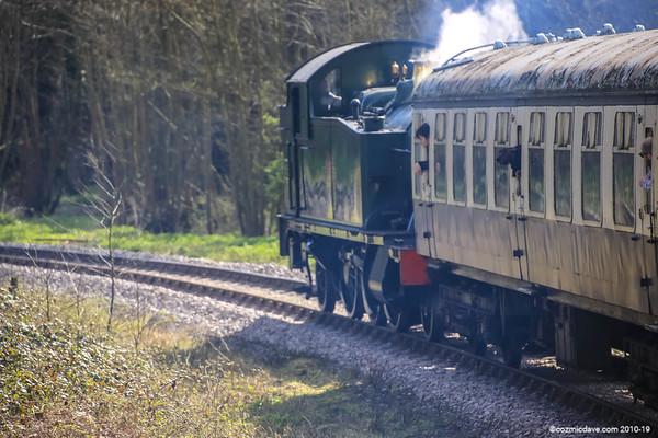 Forest |of Dean Steam Railway - Set 29