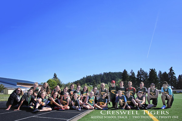 Creswell Middle School Track & Field