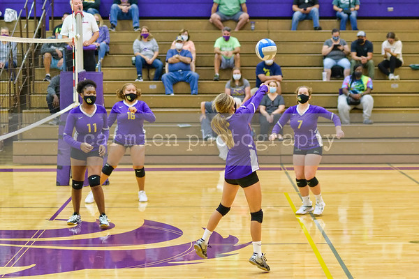 BCC Volleyball ~ JV and Varsity 9/22/20