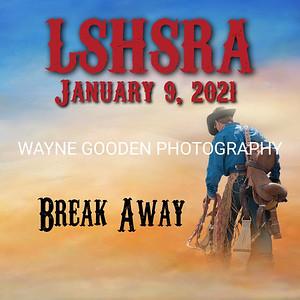 LSHSRA Breakaway Roping Jan 2021