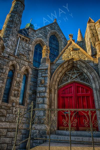 Red Door Series: Berean Presbyterian Church