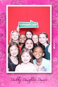 2020.03.06 Crabapple Elementary School Daddy Daughter Dance