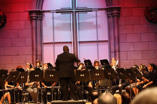 2011 Timberview High School Band Winter Concert