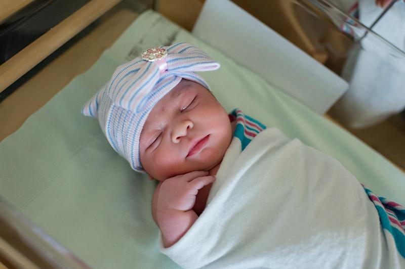 Kylena's Birth Story 2/28/18