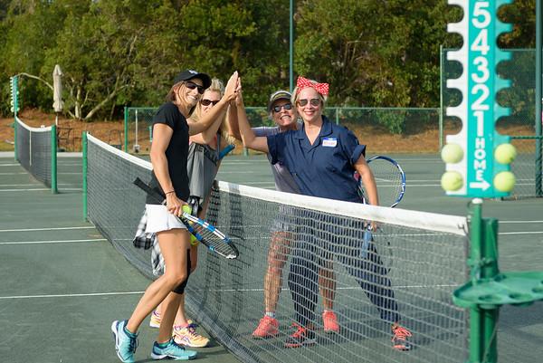 Halloween Ladies Tennis