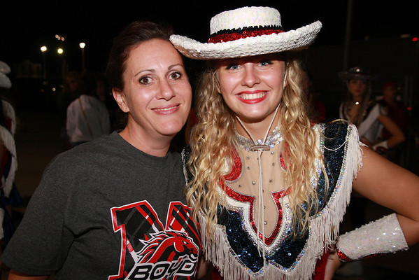 Homecoming and Tailgate 09-21-12