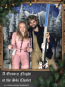 Google Holiday Party 2019