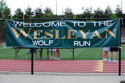 2007 - 2008 Wesleyan Wolf Run