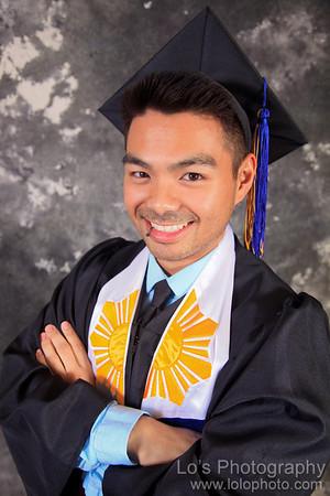P-Grad Portraits 2012