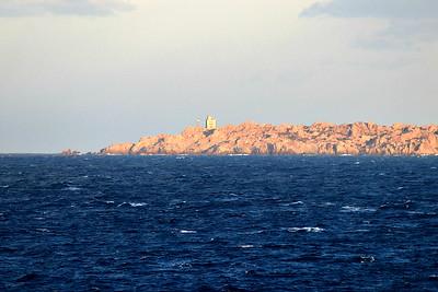 Day at Sea- Straits of Bonefacio Nov 8