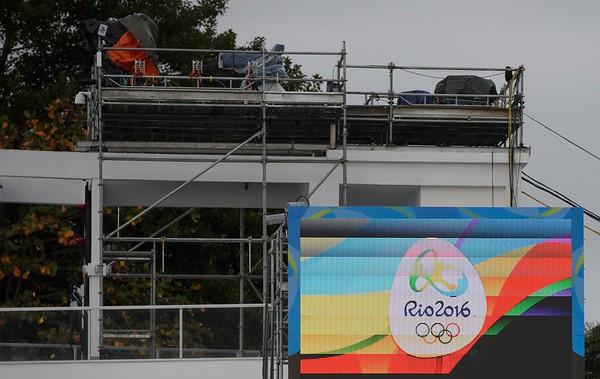 Rio Practice and Scene