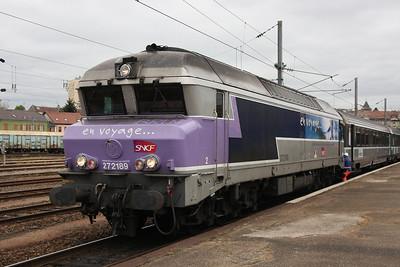 4th - 8th May 2010 France