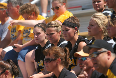 Girls 2012 Softball State Semi-Finals