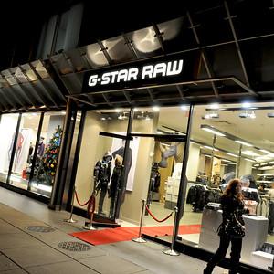 G-Star Raw Opening
