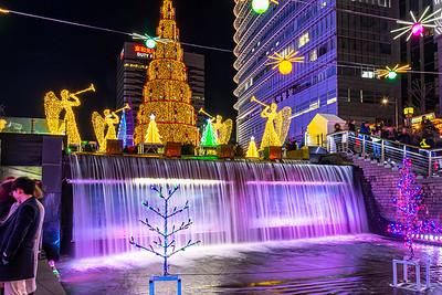 Seoul Pre-Christmas Eve