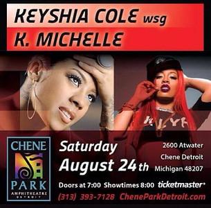 Keyshia Cole & K Michele