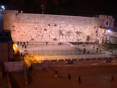 Israel Trip - February 2004