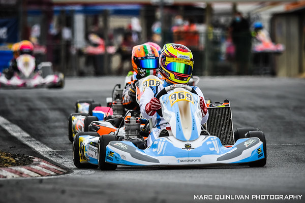 IAME Series France Ladies Cup 2020 - Sunday