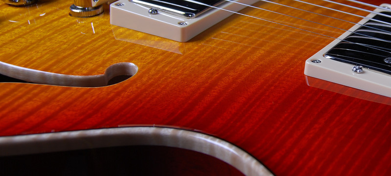 DG-193, Dark Cherry Sunburst, HH Pickups