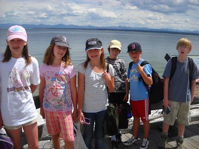 07.26.10_Grand Teton and Yellowstone Adventures
