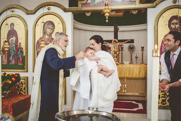 Baptism | Greek Orthodox