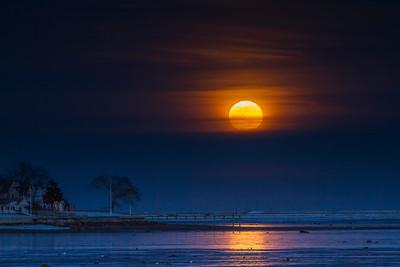 October 2018 - Moon