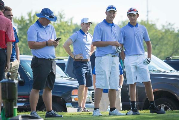 DHS Boys Golf 08-29-2016