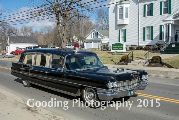 1963 Cadillac Hearse