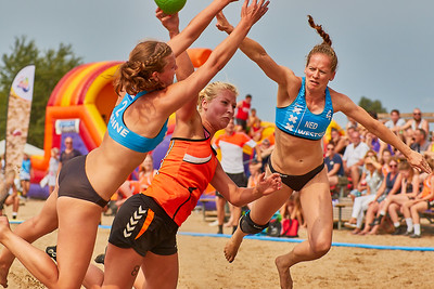 Molecaten NK Beach Handball 2017 dag 1