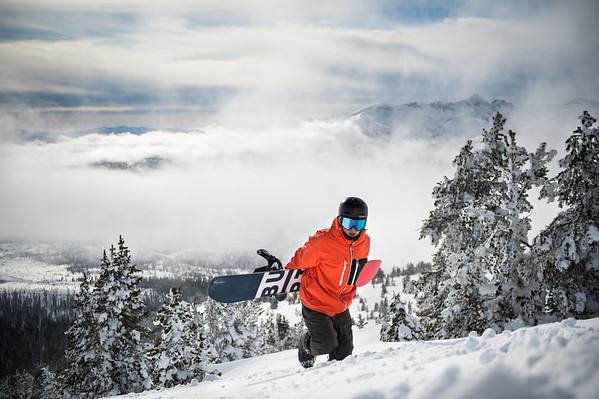 Gabe Taylor - Pro snowboarder