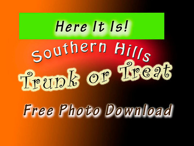 Southern Hills Church Trunk or Treat 2008