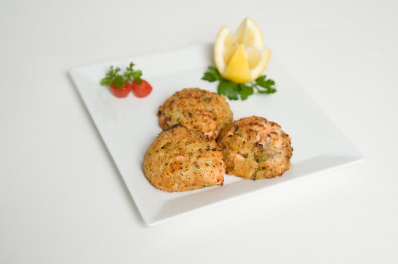 PK1670-102 salmon cakes