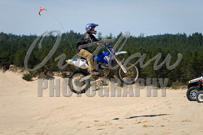 Oregon Sand Dunes - April 5, 2009