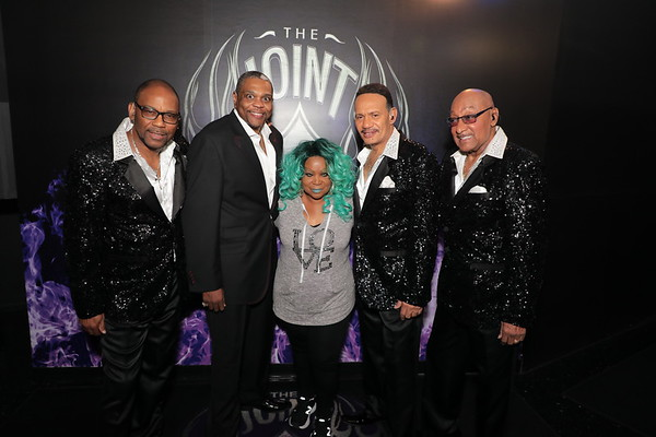 The Four Tops 1/4/19