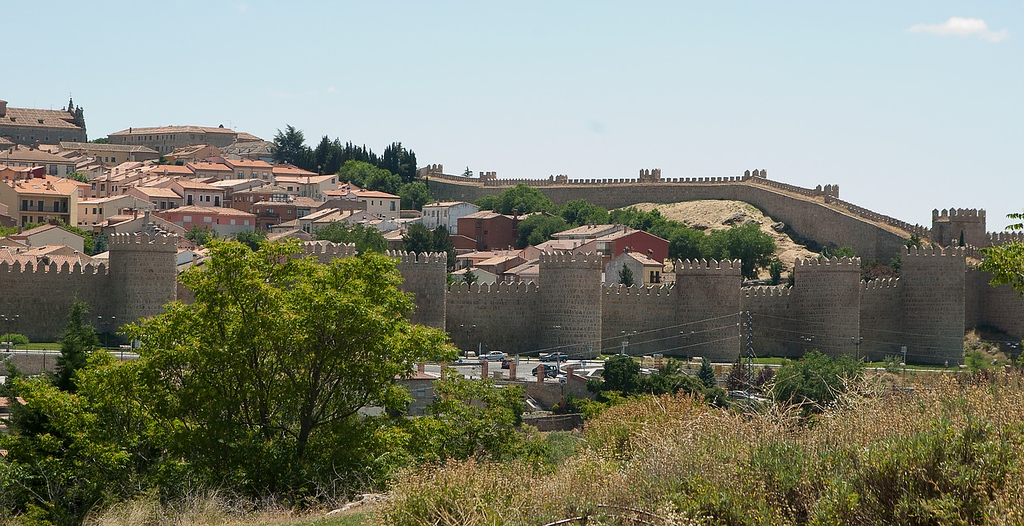 Avila, Spain - Best Day trips from Madrid