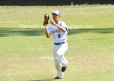 04-28-12 Waipahu Baseball OIA White Champions & Kalaheo (5-1)