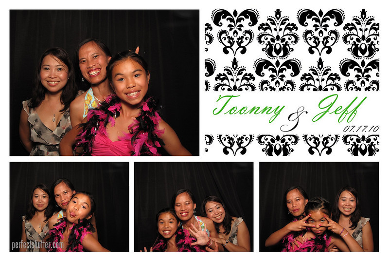 Windsor, ON: Toonny and Jeff's Photo Booth Wedding Party Photo Booth Rental