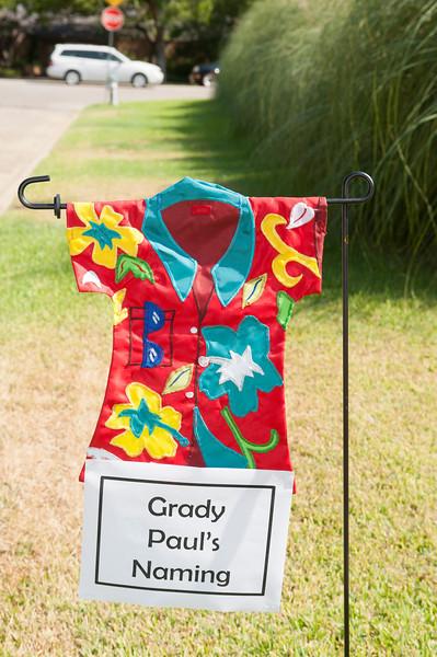 Grady's Naming