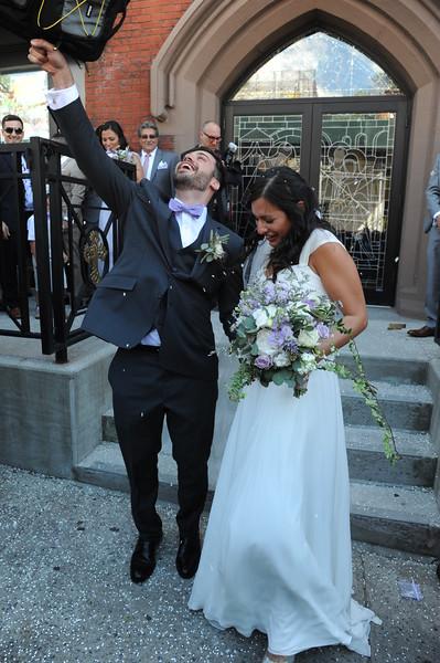 Dessie and Dimitri Wedding