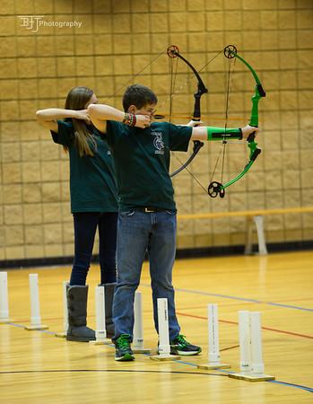 Calvary Archery at Wynnbrook