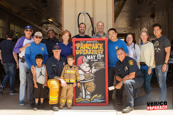 05.13.17 Fire Station 63 Pancake Breakfast