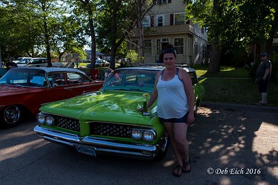 2016 Highmore Old Settler's Day Car Show
