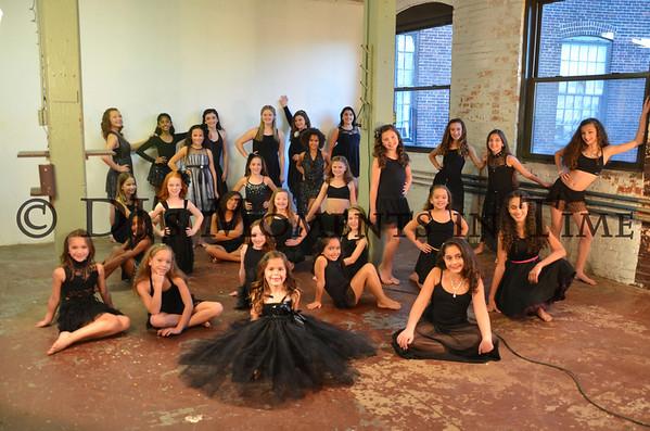 Elite Academy of Dance 2013-2014 Company