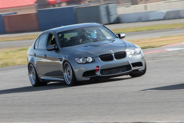 Custom Gallery - Grey BMW M3