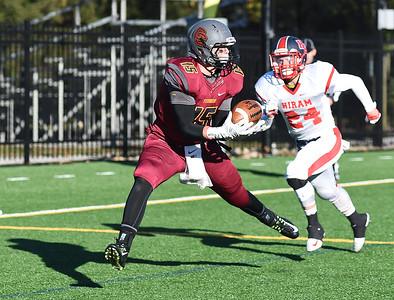 College football: Oberlin falls to Hiram in finale